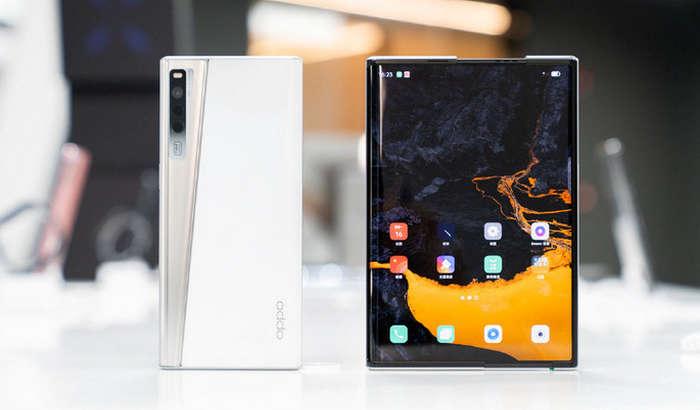 Oppo X 2021 – ўрама экранли илк смартфон намойиш қилинди! (+видеолар)
