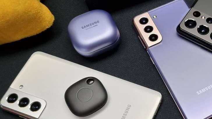 Расмига қараб Samsung қурилмаси номини топа оласизми?