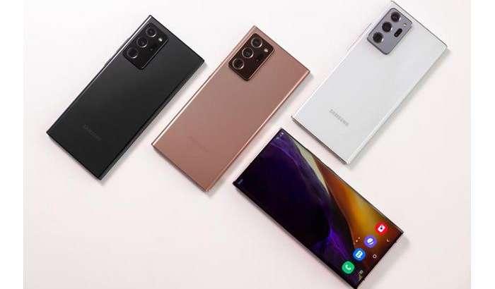 Galaxy Note 20 ва Galaxy Note 20 Ultra тақдим этилди! (+видео)