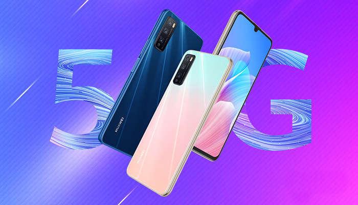 Дунёдаги энг арзон 5G-смартфонни Huawei тақдим этди!