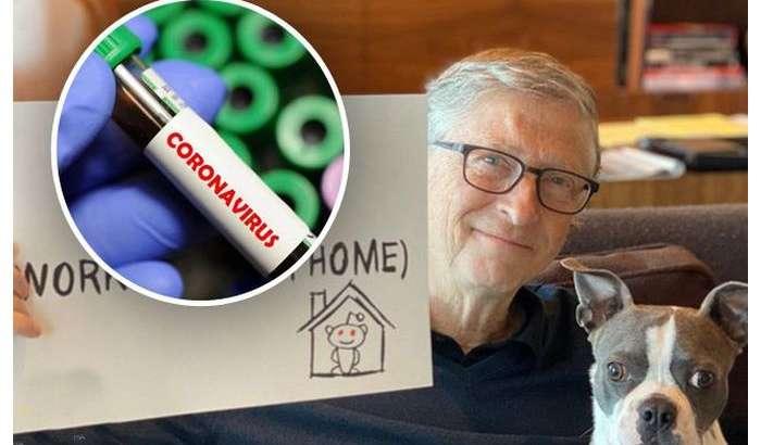 Коронавирус эпидемиясини Билл Гейтс бундан 5 йил аввал башорат қилган! (2 та видео)