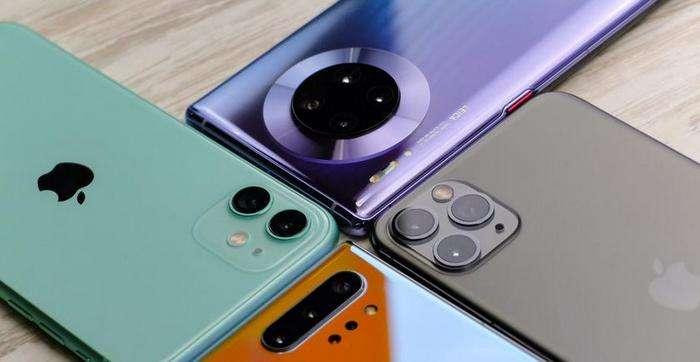 Huawei тарихда илк бор Samsung'ни қувиб ўтиб, 1-рақамли смартфонсозга айланди!