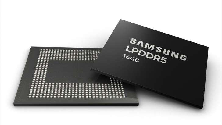 Samsung keyingi avlod RAM'ini ommaviy ishlab chiqara boshladi