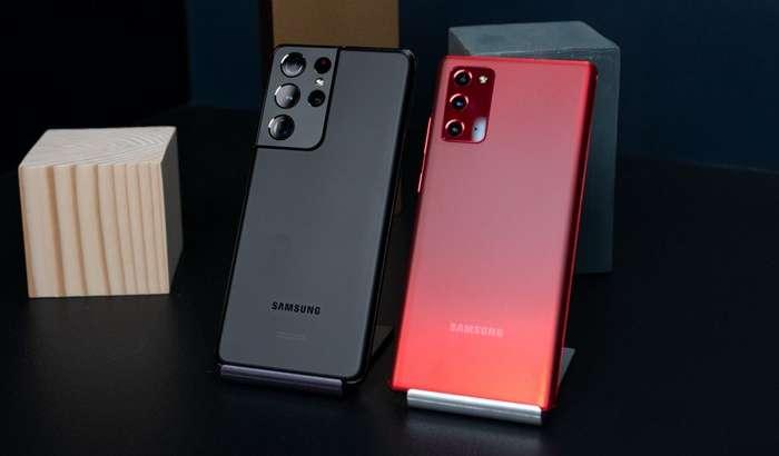 Snapdragon 888 чипли янги флагманини Samsung ҳатто Galaxy S20 FE'дан ҳам арзон чиқаряпти!