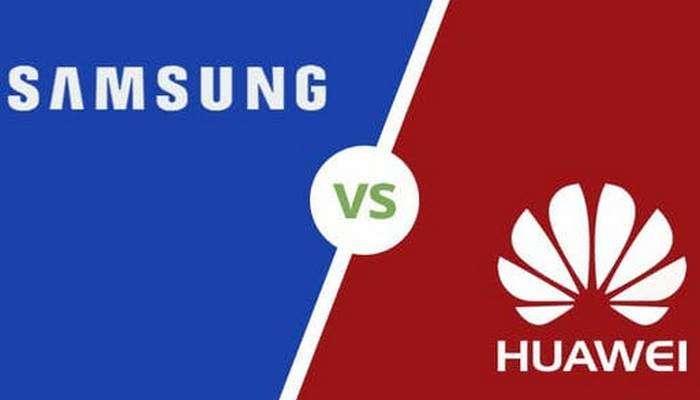 Samsung смартфонларга чегирма эълон қилаётиб, Huawei'ни масхаралади