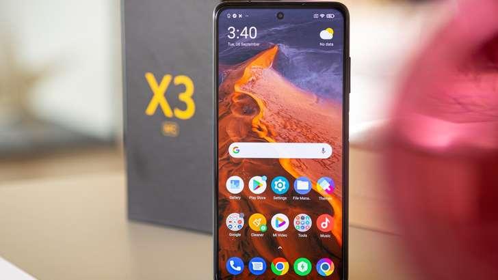 Xiaomi Poco X3 NFC'нинг тўлиқ техник жиҳатлари билан танишамиз