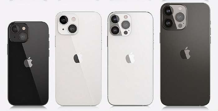 iPhone 13 туркумидаги барча смартфонларнинг хотира вариантлари ва нархлари билан танишинг