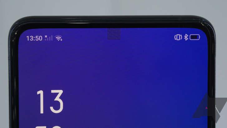 Huawei экраности селфи камерали смартфонни патентлади