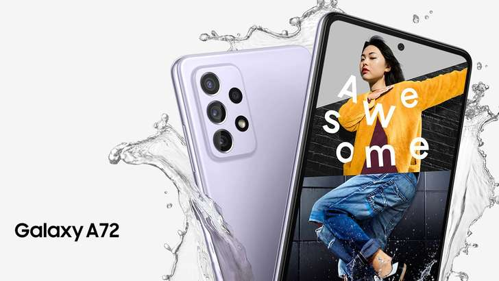 ТераТавсиф: Samsung Galaxy A72