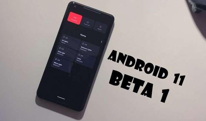 Android 11'нинг илк бета-талқини саккизта смартфонга расман тақдим этилди!