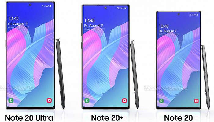 Galaxy Note 20 Ultra bo'lmaydi, deyishgandi. Lekin u ilk bor internetga chiqdi!