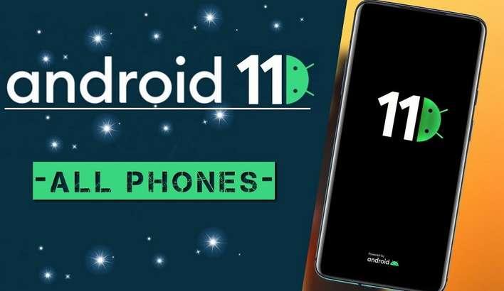 Android 11'гача биринчи тўлқинда янгиланувчи 129 та смартфон рўйхати чиқди!
