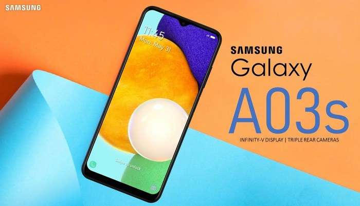 5000 мАс батареяли Galaxy A03s аллақачон Samsung сайтига чиқди