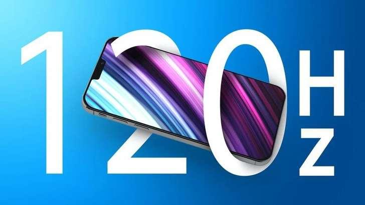 iPhone 13 Pro ва iPhone 13 Pro Max'ларга 120Hz AMOLED экрани ўрнатилади