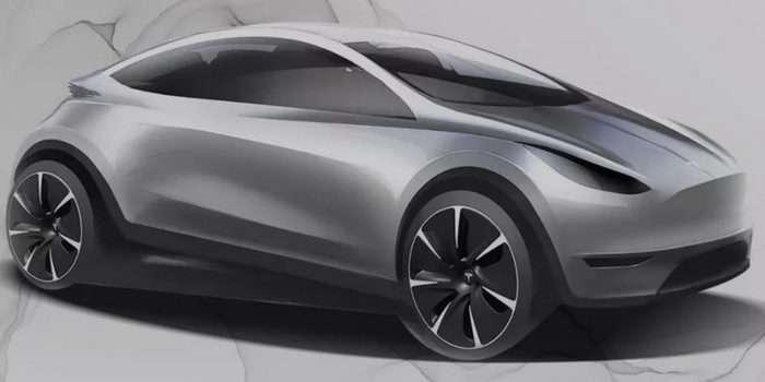Tesla энг арзон ва тўлиқ автоном электромобилини эълон қилди!