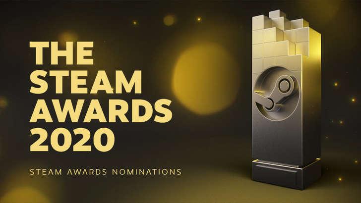 Steam Awards 2020: Йилнинг энг зўр ўйинларини ўзингиз танланг!