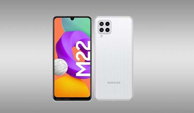 Samsung Galaxy M22'нинг техник жиҳатлари ва рендерлари сиздирилди