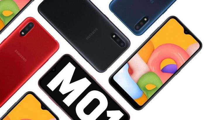 Энг арзон ва «бели бақувват» Galaxy M01 аллақачон Samsung сайтига чиқди!