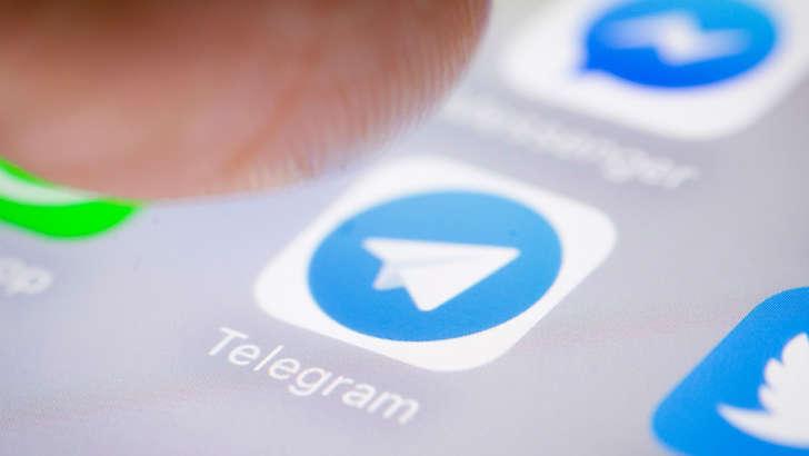 Telegram'да кешни тозалаб, смартфонимиз хотирасини тежаймиз