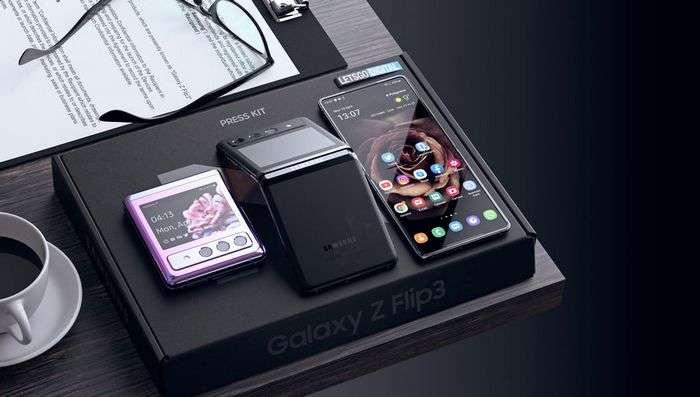 Ёзда чиқаётган Galaxy Z Flip 3 биринчи «жонли» ва сифатли суратларда!