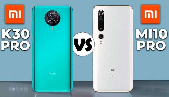 Redmi K30 Pro olgan yaxshimi yoki Xiaomi Mi 10 Pro? «Jonli» videoda taqqoslaymiz!