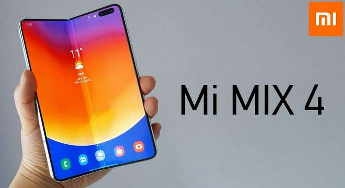 Xiaomi'нинг илк букламафони – Mi Mix 4 «жонли» суратларда!
