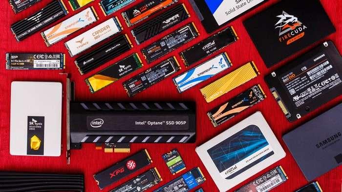 Eng zo'r SSD hamda qattiq disklar, shuningdek tashqi xotira saqlagichlari