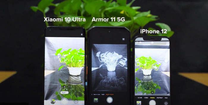 Хитойнинг бу «ўлмас» смартфони iPhone 12 ва Xiaomi Mi 10 Ultra'ни мағлуб этди! («жонли» видео)