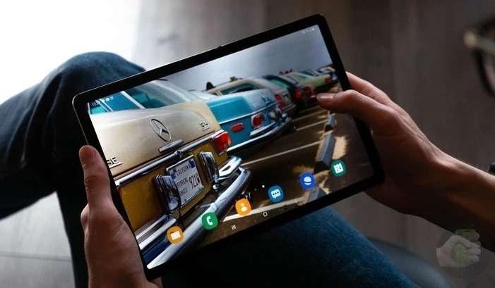 Samsung ҳамёнбоп ва «бели бақувват» Galaxy Tab A 8.4 планшетини чиқарди