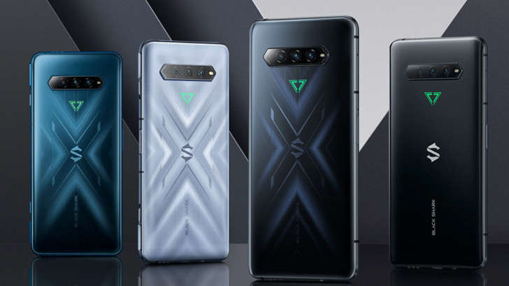 Xiaomi Black Shark 4 ва Black Shark 4 Pro смартфонлари тақдим этилди