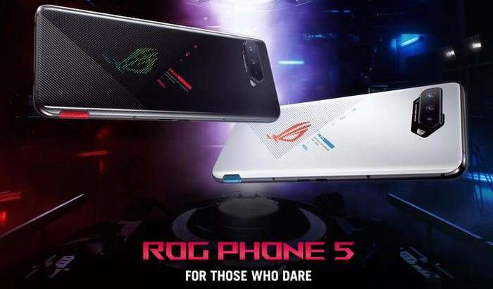 Учта версияда ROG Phone 5 тақдим этилди – геймерлар орзуси! (+видео)
