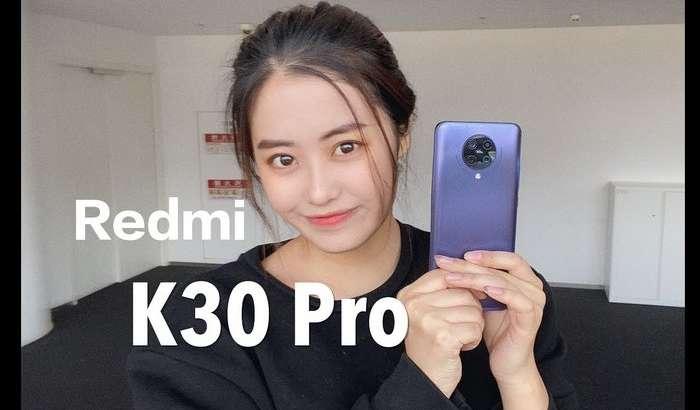Redmi K30'ларнинг навбатдаги ютуғи шарафига нархи 200 доллардан пасайтирилди