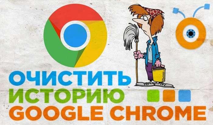 Google Chrome тарихи ва бошқа маълумотларини тугмачалар бирикмалари ёрдамида ўчирамиз