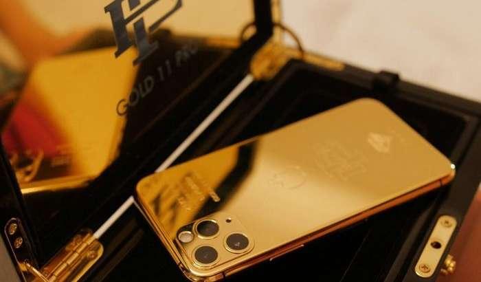 Narkobaronning akasi Apple'ni sudga berib, o'zi atigi 499 dollardan tilla iPhone 11 Pro sotyapti!