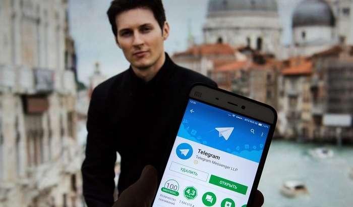 Павел Дуров: «Telegram пул ишлашни бошлайди, лекин хизматлари бепул бўлиб қолади!»