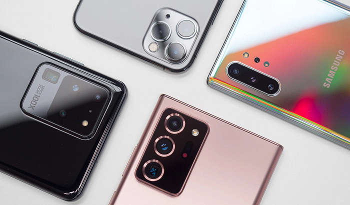 Galaxy Note 20 Ultra камераси iPhone 11 Pro Max ва бошқа Samsung флагманларига қарши