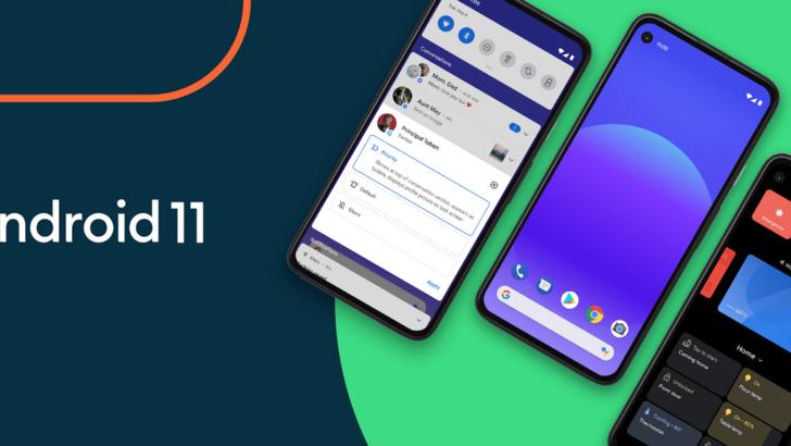 Бюджет синфига кирувчи Galaxy смартфони Android 11 операцион тизимига ўтмоқда