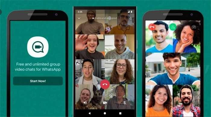 Zoom ҳам, Skype ҳам керак эмас: WhatsApp'да энди 50 кишилик видеоконференция қила оласиз!