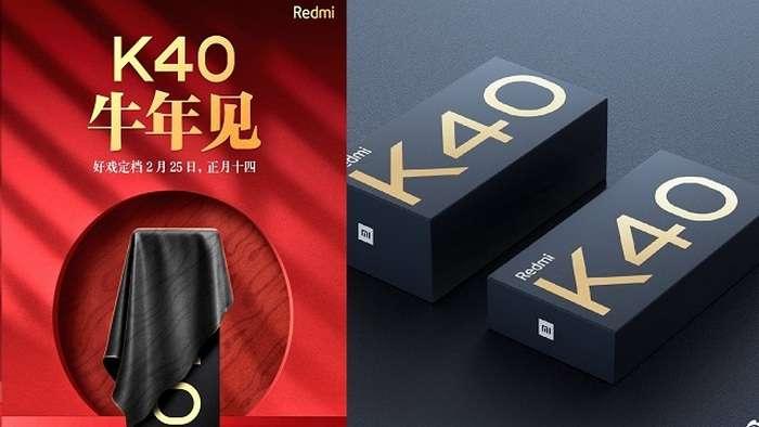 Redmi K40 ҳамда K40 Pro илк расмий «жонли» суратларда: кутилганидан умуман бошқача!