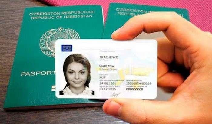 ID-карталарнинг тўлов миқдори ва тайёрланиш муддати маълум бўлди (видео)