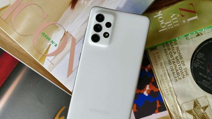 ТераТавсиф: Samsung Galaxy A52 5G