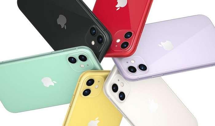 Янги рейтинг: iPhone 11 – шунчаки бестселлер эмас!
