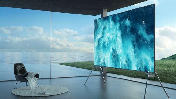 Қарши олинг: нақ 98 дюймли Redmi Max 98 гигант телевизори тақдим қилинди