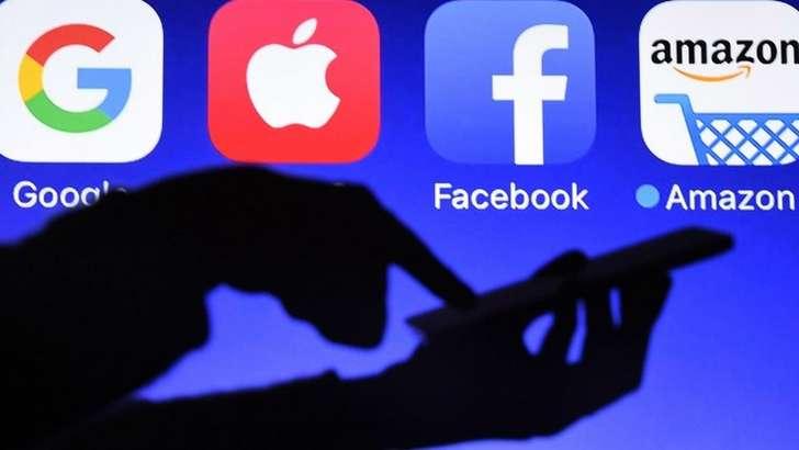 Facebook, Amazon, Apple ва Google компанияларини парчалашмоқчи!