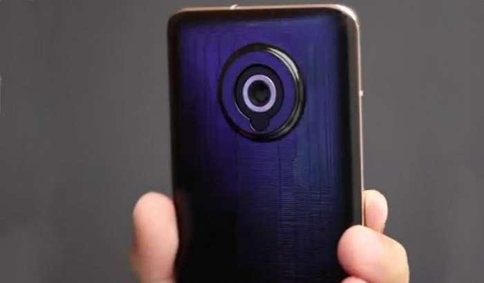 Xiaomi мисли кўрилмаган смартфон камерасини намойиш этди (+видео)