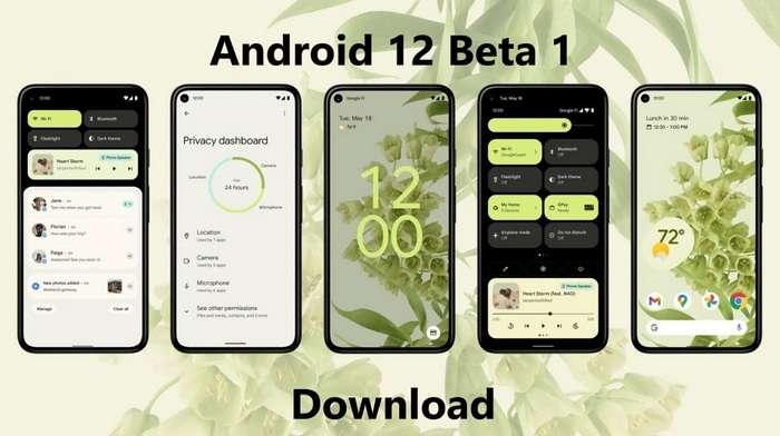 Google I/O 2021: илк Android 12 бета-версияси 26 моделдаги смартфонга тақдим этилди! (+рўйхат)