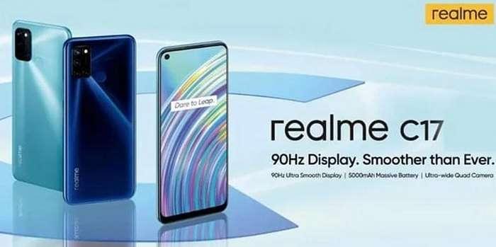 Realme яна бир арзон смартфон чиқарди: 90Hz экран, 6/128GB хотира ва 5000 mAh батареяли!