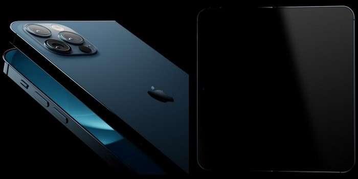 iPhone Fold: худди ҳақиқийдек Apple букламафонининг 3D-видеоси чиқди