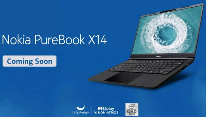 Nokia PureBook X14 – юпқа алюминий-магний корпусли ва 1220 долларлик ноутбук!