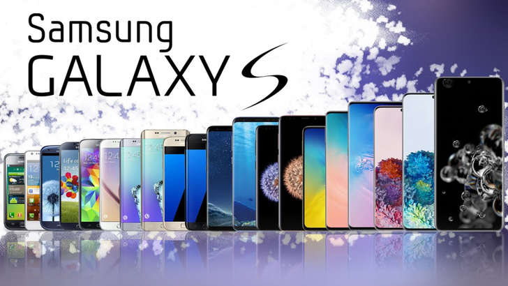 Samsung Galaxy S смартфонлари: энг ёмонидан энг яхшисигача